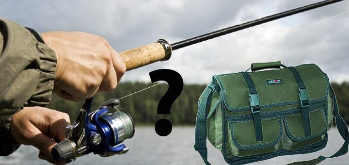 rybářská taška
