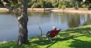 rybolov na položenou