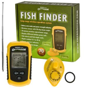 echolot fish finder